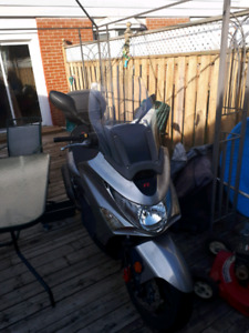 2008 Kymco Xciting 500R ABS