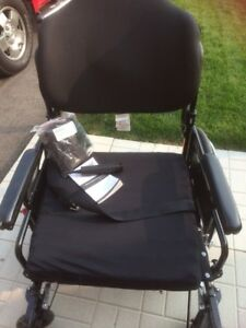 Brand New Extra Wide Wheelchair