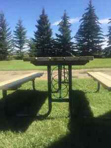 Picnic tables Strathcona County Edmonton Area image 2