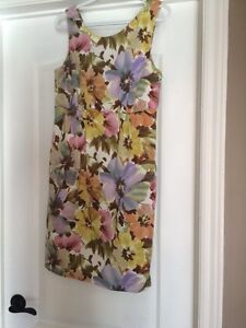 Joe Fresh Floral Dress Kawartha Lakes Peterborough Area image 1