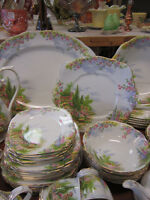 Royal Albert Kentish Rockery -- FROM PAST TIMES Antiques & Coll