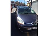 7 SEATER GRAND C4 1.6 DIESEL AUTOMATIC