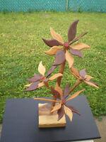 Arbre en bois de Cuba, décoration, tendance, original,artisanal