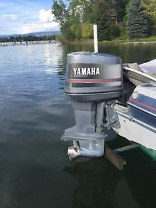Yamaha 175 HP- rebuilt to 210 HP