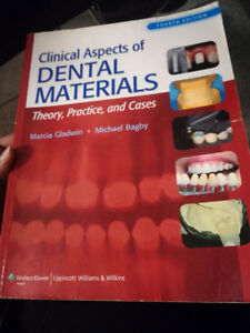 Dental materials text book