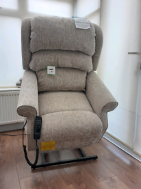 Hsl electric rise and recliner chair