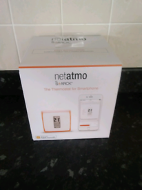Netamo smart thermostat (central heating) compleat kit.