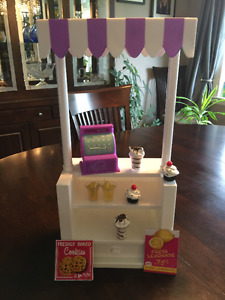Our Generation Doll Lemonade stand