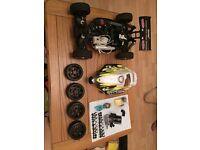 Hobao Hyper 7 TQ Sport 1/8 Buggy...
