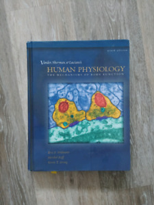 Vanders Physiology Great Deals On Books Used Textbooks Comics