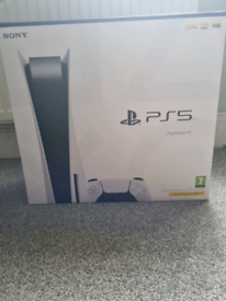 Ps5 Console Disk Edition New