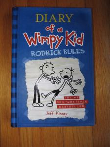 Diary of a Wimpy Kid- Rodrick Rules