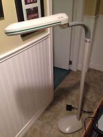 Floor lamp ott-lite 18 watt