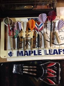 East point plastic tipped darts and 8 medal tipped darts $5 Kitchener / Waterloo Kitchener Area image 5