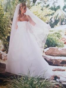 Robe de mariée et accessoires