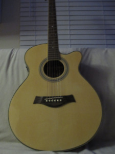 NEW ACOUSTIC GUITAR ``AILEEN `` for sale