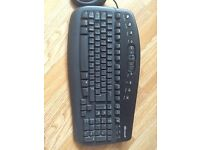 Micro soft wireless keyboard and mouse