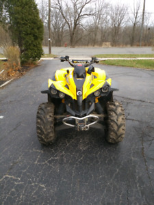 Can Am Renegade 500HO