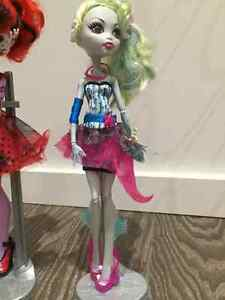 3 MONSTER HIGH DOLLS USED West Island Greater Montréal image 5