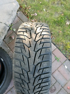 4 Low profile tires for sale 225/45R17  94t