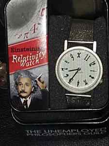 ALBERT  EINSTEIAN  WATCH!!@@