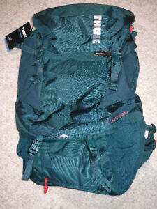 Thule Capstone Hiking Backpack women's fit 50L - deep teal