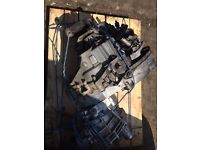 Transporter gearbox 2.5 tdi 4 motion