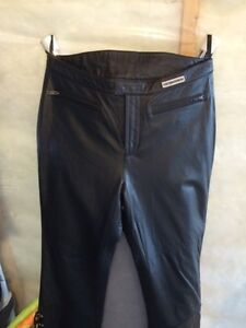 Women's Harley Davidson leather pants - new