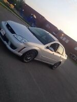 2006 ford focus st zx4 2.3l duratec