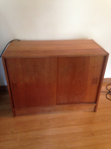 Wall Unit / TV Stand/ Cabinet - Teak