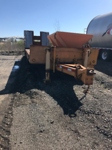 Surplus Equipment - Float and Rollers for Sale