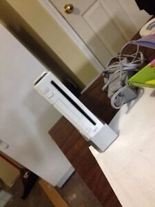Wii FOR SALE - Console + Extras! ($70)