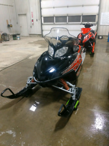 2008 Arctic Cat Crossfire 800