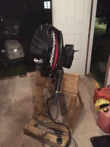 25 hp outboard short shaft mercury