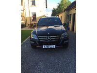 Mercedes ml 300 cdi bluefficiency