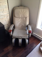 Fauteuil Massage Inclinable **** Reclining Massage Chair