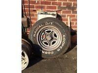 Firebird wheels