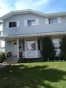 Available July 1st. Great Duplex with Fenced Yard