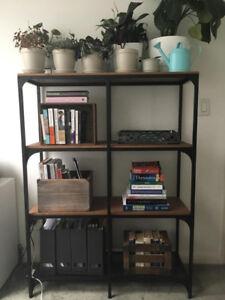Moving Sale: FJÄLLBO Shelf Unit