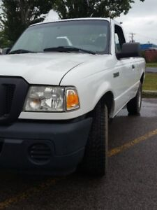 Ford Ranger 2008 4 cyl
