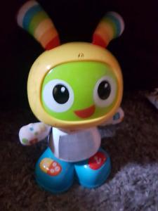 Fisher price beatbo toy