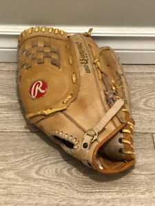 First Baseman's Glove, Basketball and Soccer Ball