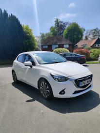 Mazda 2 1.5L, SKYACTIVE SPORT, Full Service History