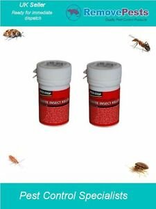 Bed bug killer poison fogger bedbugs, moth, weevils, spiders smoke bombs