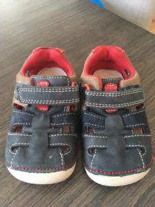 """Sandales Clarks - Sandals """"Clarks First Shoes"""" (4 US ou 19 EU)"""