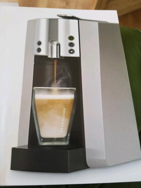 Starbucks Verismo Pod Coffee Machine New In Lincoln Lincolnshire Gumtree