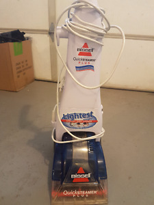 Selling GREAT CONDITION Bissel Quicksteamer Carpet Cleaner