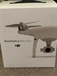 DJI Phantom 4 Pro V.20 Brand new in box