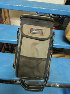 Cuisena Hiking Wine & Cheese Picnic Bag- Never Used