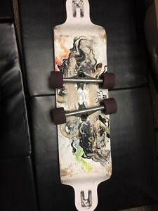 Longboards and equipment